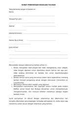 download Surat Pernyataan dan Biodata.rtf