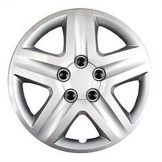 auto parts - general: New Set Of 4 16 Silver Hubcaps Wheel Covers For 2006-2013 Chevrolet Impala -> BUY IT NOW ONLY: $44.95 on eBay!