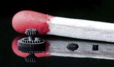 EOS 3D microprint #3dPrinteresting #3dPrinting