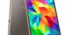 Desconto Samsung Galaxy Tab S 8.4″ Bronze Wi-Fi