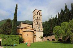 San Pietro in Valle Abbey, Ferentillo