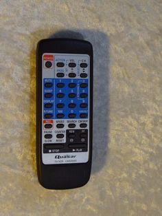 QUASAR LSSQ0223 TV/VCR COMBO REMOTE LSSQ0223, PVL550, PVL550D #Kenwood