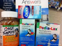 Daydreaming Realist: Digestive Health: How to Help a Child with Constipation. #WalgreensAnswers #cbias #shop