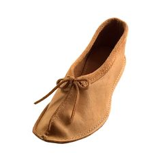 Women's Moosehide Ballet Moccasin Slippers