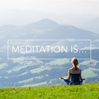 We are so excited this week! 5 days of YOU winning one of our Chakra Mists and a nourishing I AM Liquid Supplement that will help you elevate your consciousness and feel amazing in your body.  Starting today visit our page each day this week & finish our sentence in a comment below. Today's topic is meditation, what does it mean to you?