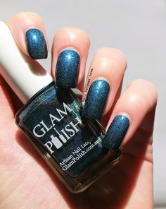 Glam Polish - Paranormal (What's in-die box October 2014)