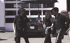 Jennifer Morrison and Colin O'Donoghue: BTS of OUAT, 07/17/14 (x)