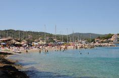 Plaża w Lumbardzie