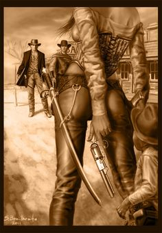 gunfighters by ~SBraithwaite on deviantART