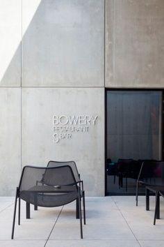 Bowery Restaurant|DFC