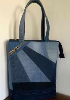 Best 12 Embroidered denim bag Jeans bag with ribbons embroidered Recycled fabric sac Summer floral purse Shoulder bagful Eco friendly tote bag – SkillOfKing. Denim Tote Bags, Denim Handbags, Denim Purse, Patchwork Bags, Quilted Bag, Jean Purses, Purses And Bags, Denim Scraps, Recycled Denim