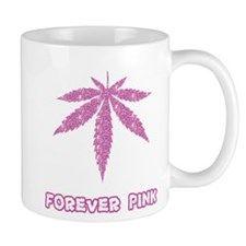 Forever Pink 11 oz Ceramic Mug Forever Pink Mugs by Adrianne_Desire - CafePress Shop Forever, Mug Designs, Drinkware, Color Combinations, Ceramics, Mugs, Tableware, Pink, Color Combos
