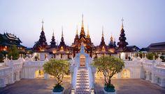 - 王朝の風情を今に残すタイ・チェンマイの壮大なリゾートで、心と身体の平和を取り戻す。