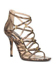 Michael Kors Michael Kors Charlene Strappy Sandal