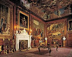 Windsor Castle - the Queen's Presence Chamber