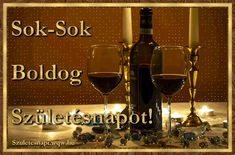 Name Day, Red Wine, Alcoholic Drinks, Happy Birthday, Glass, Google, Happy Brithday, Drinkware, Saint Name Day