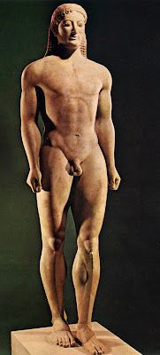 Anavyssos Kouros (6th century BC)