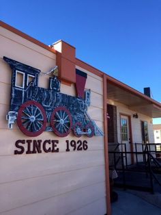 This Train Restaurant In Wyoming Will Make You Feel Like A Kid Again Cheyenne Wyomingdowntown Restaurantsrailroad