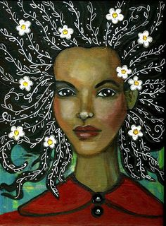 """Blossoming"" by Heather Foust"