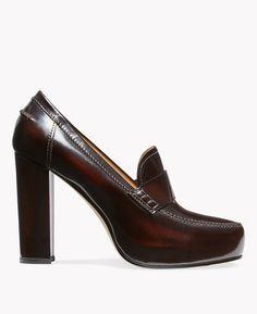 2aee1f120347fb General Error. Block Heel LoafersHeeled LoafersLoafer ShoesPumps ...