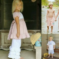 Hannah Kate childrens clothes