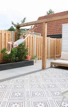19 trendy ideas for backyard ideas diy patio curb appeal Backyard Seating, Backyard Patio, Backyard Landscaping, Backyard Ideas, Urban Garden Design, Back Garden Design, Cheap Pergola, Terrace Garden, Diy Patio