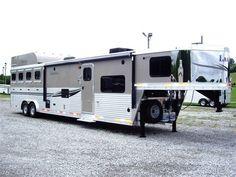 Gotta love horse trailer