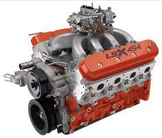 Chevy Crate Engine LSX454R #SouthwestEngines