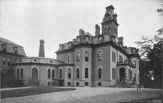psychiatric hospital images | State Hospital), Former New York State Insane Asylums (State Hospitals ...