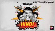 Stream full episodes of Hindi on ALTBalaji Download Free Movies Online, Original Movie, Full Episodes, Thriller, Comedy, Movie Posters, Film Poster, Popcorn Posters, Comedy Theater