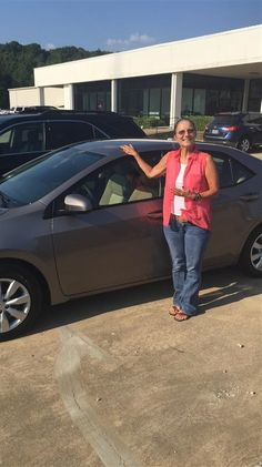 I Just Purchased My First 2017 Toyota Corolla Got It From Teague In