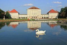 Замок Нимфенбург (нем. Schloss Nymphenburg)
