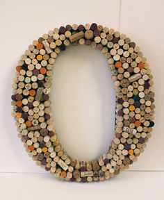 Image result for letter o wall art