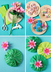 Prendas feitas com Amor: Lily pads