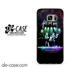Fall Out Boy Live In Phoenix DEAL-4047 Samsung Phonecase Cover For Samsung Galaxy S7 / S7 Edge