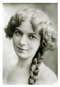 Ina Claire (1893-1985) - American Actress.