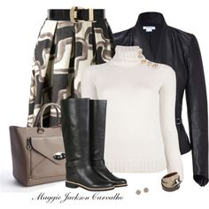 """""""LARGE print!"""" by maggie-jackson-carvalho on Polyvore"""