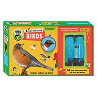 Make outdoor adventures fun and educational!