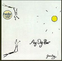 Any Day Now (Joan Baez album) - Joan Baez sings the songs of Bob Dylan