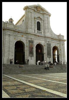 Basilica di Bonaria, Cagliari, Sardegna