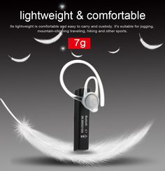 K10 Wireless Bluetooth Headset BT4.1 Stereo In-ear Earphone Deep Bass Multi-point Hands-free with Mic Voice Prompt in Battery | #HeadphoneswithMicrophone