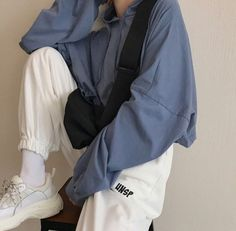 Korean Outfits, Mode Outfits, Ulzzang Fashion, Korean Fashion, Korean Street Fashion Summer, Girl Fashion, Fashion Outfits, Fashion Fall, Fashion Men