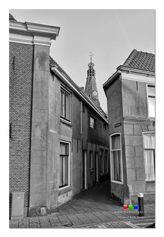 "Alleyways of Weesp. My next subject from my Facebook page ""Images of Weesp"""