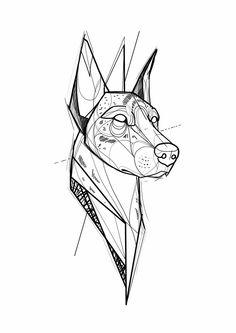 1 448 × 2 048 pixels - 1 448 × 2 048 pixels Informations About 2015762 - Art Drawings Sketches, Tattoo Sketches, Animal Drawings, Tattoo Drawings, Dog Tattoos, Animal Tattoos, Ship Tattoos, Ankle Tattoos, Arrow Tattoos