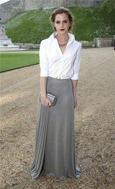 Cate Blanchett Emma Watson Kate Moss y otras famosas invitadas por el Duque de Cambridge a la Cena Royal Marsden sin kate middleton | Galería de fotos | Foto 1