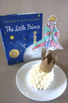 "DIY ""The Little Prince"" cake decoration"
