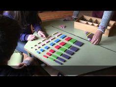 ▶ MViC Cantidades, cifras, tabla de multiplicar y superficies con regletas (subt. español) - YouTube