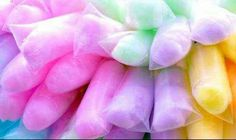 Cotton candy for My little Pony party