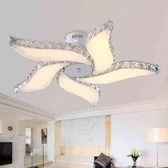 Modern Crystal Pendant Light Ceiling Lamp Chandelier Dining Room Lighting | Home & Garden, Lamps, Lighting & Ceiling Fans, Chandeliers & Ceiling Fixtures | eBay!