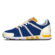 on sale e6066 0476e Promotion Homme Adidas EQT Racing Collegiate Royal-blanc-Collegiate Or B